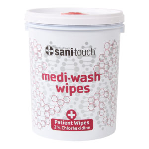 Medi-wash wipes