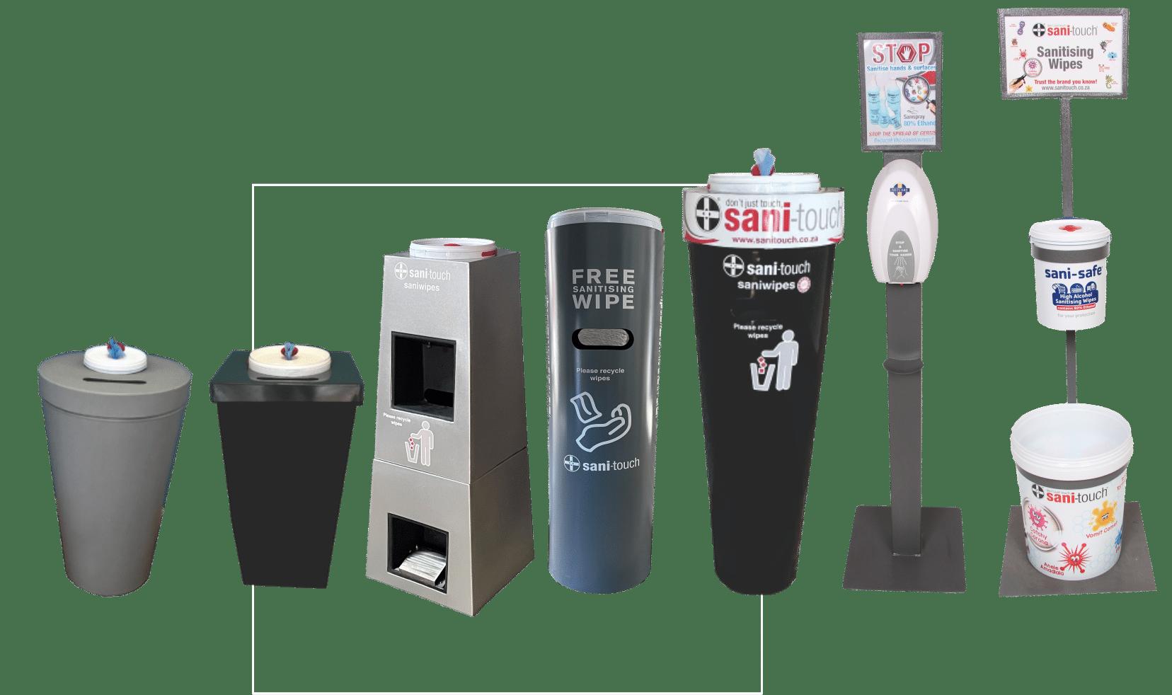 Foot Dispenser