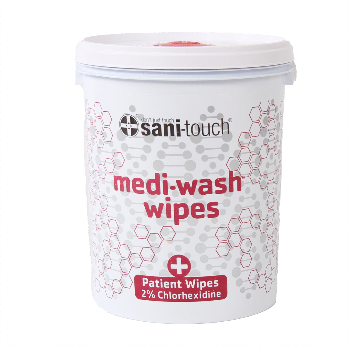 MEDI-WASH 250 patient cleaning cloths MDBMTPATCHL